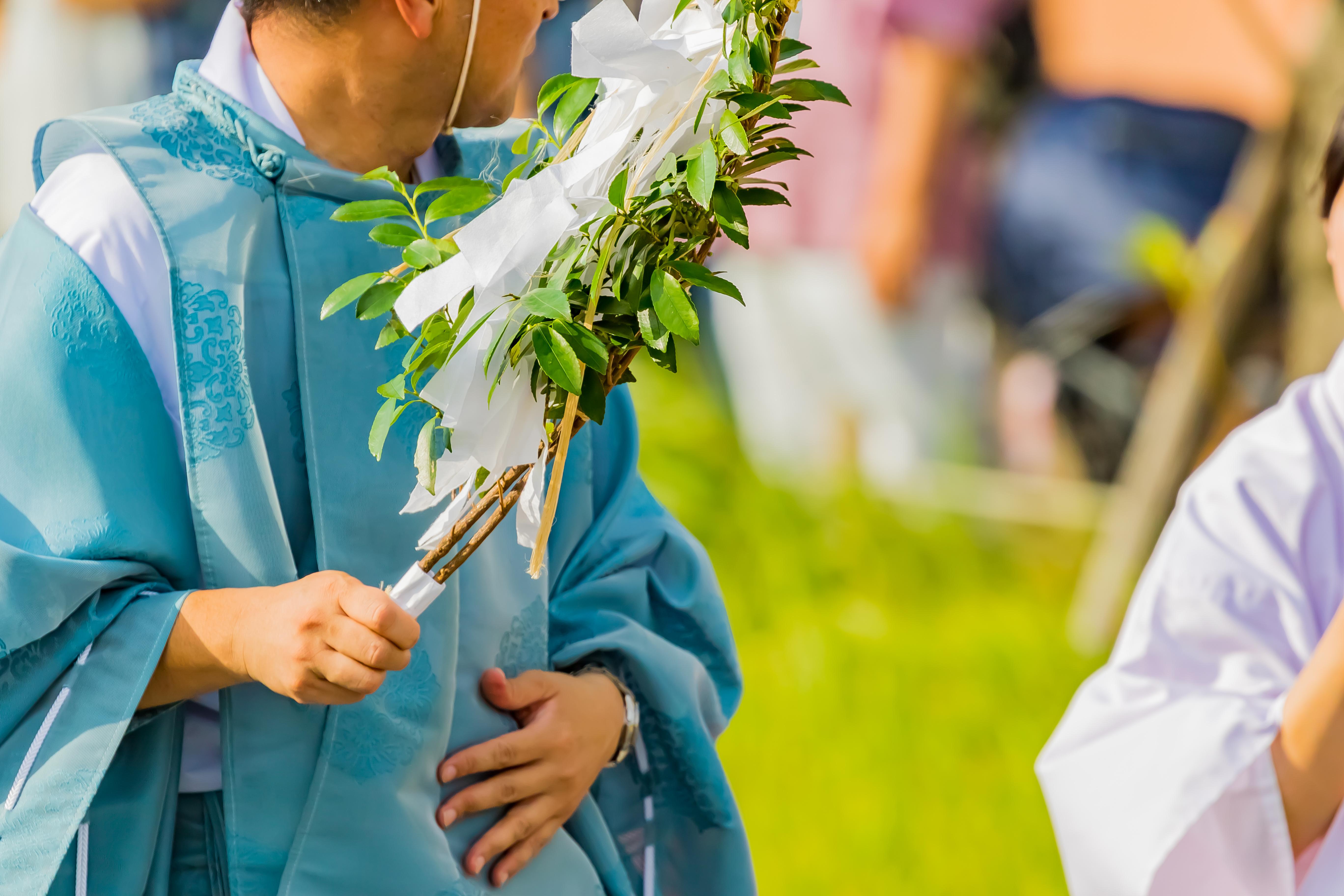 神道のお葬式とは?神葬祭の流れとマナーを詳しくご紹介しますのサムネイル画像