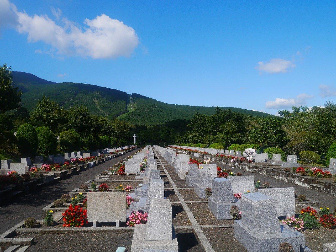お墓に関する知識をご紹介【種類・供養形態・納骨・墓じまい】のサムネイル画像